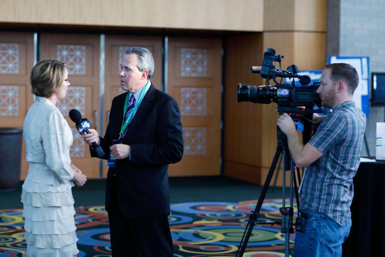 Channel 2 interviews Brandie Balken