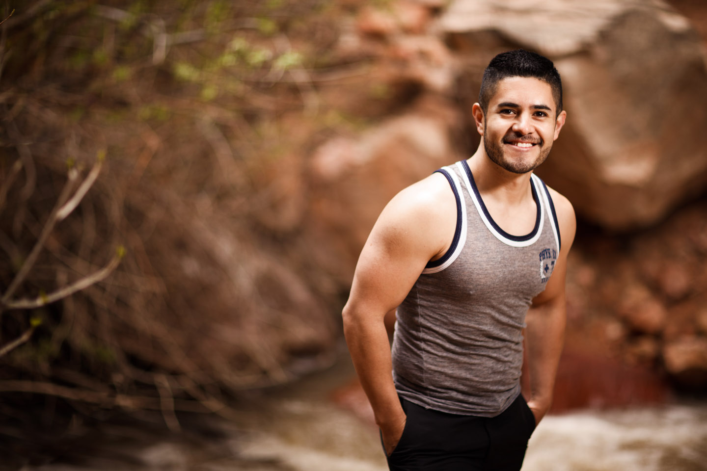 Portraits in a Canyon