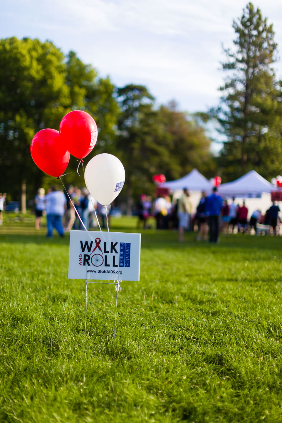 Walk for Life starts in the early morning