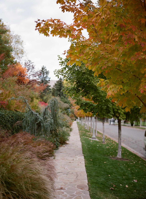 Memory Grove in Salt Lake City