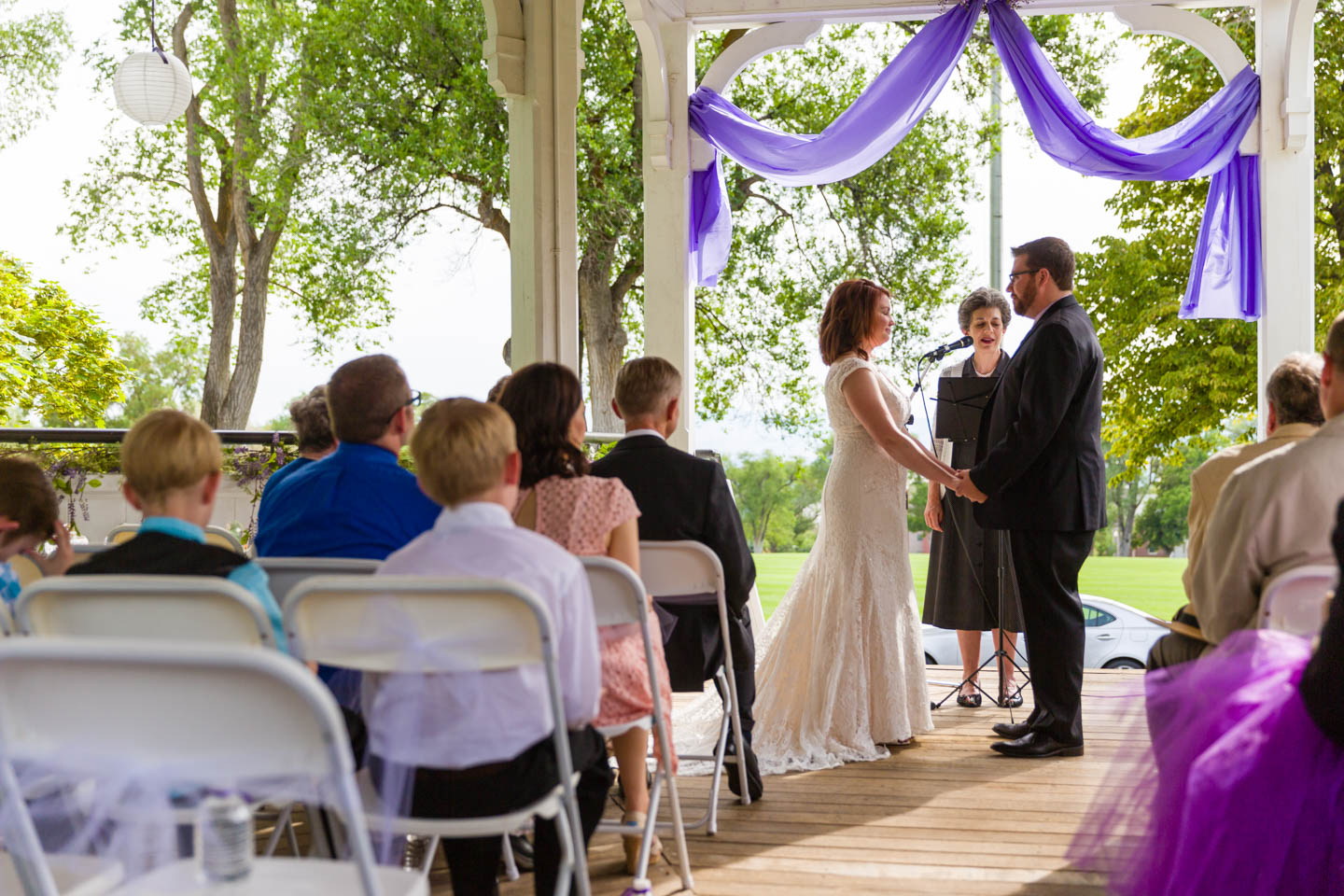 Eric and Lindsey's Wedding Ceremony