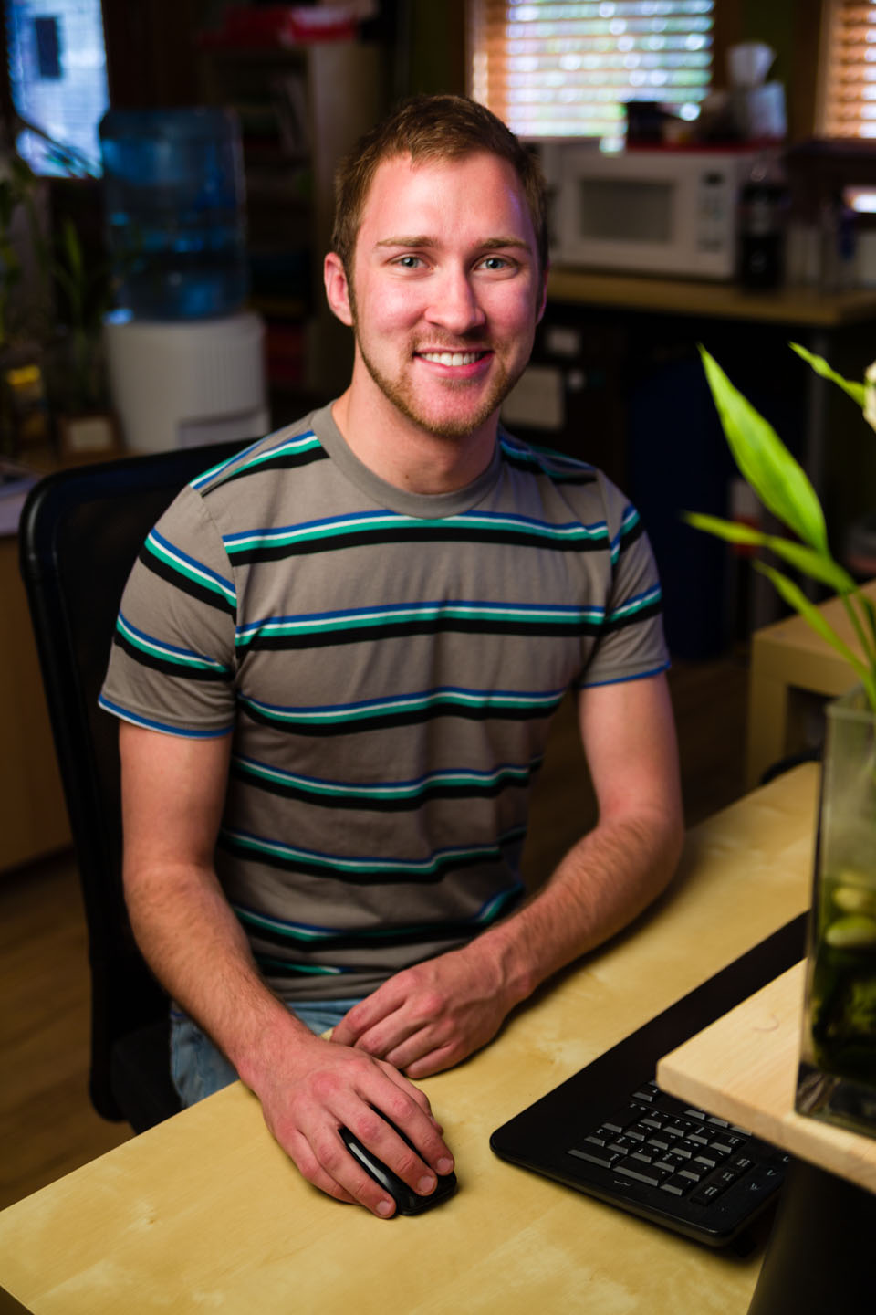 Headshot for Utah Pride Center Employees