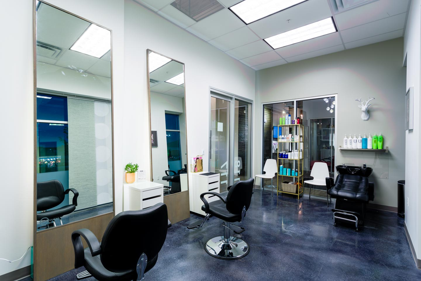 A great looking studio helps business