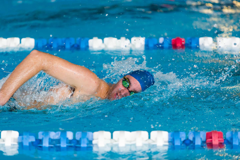 The breaststroke