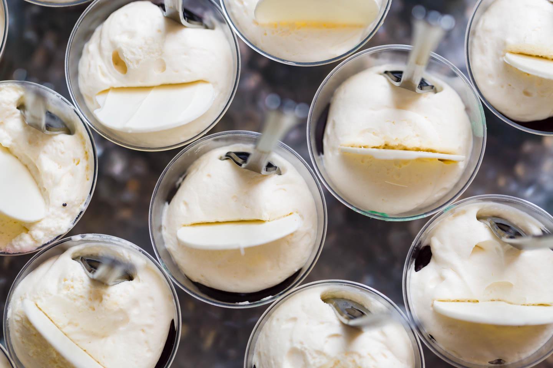 Dessert shot