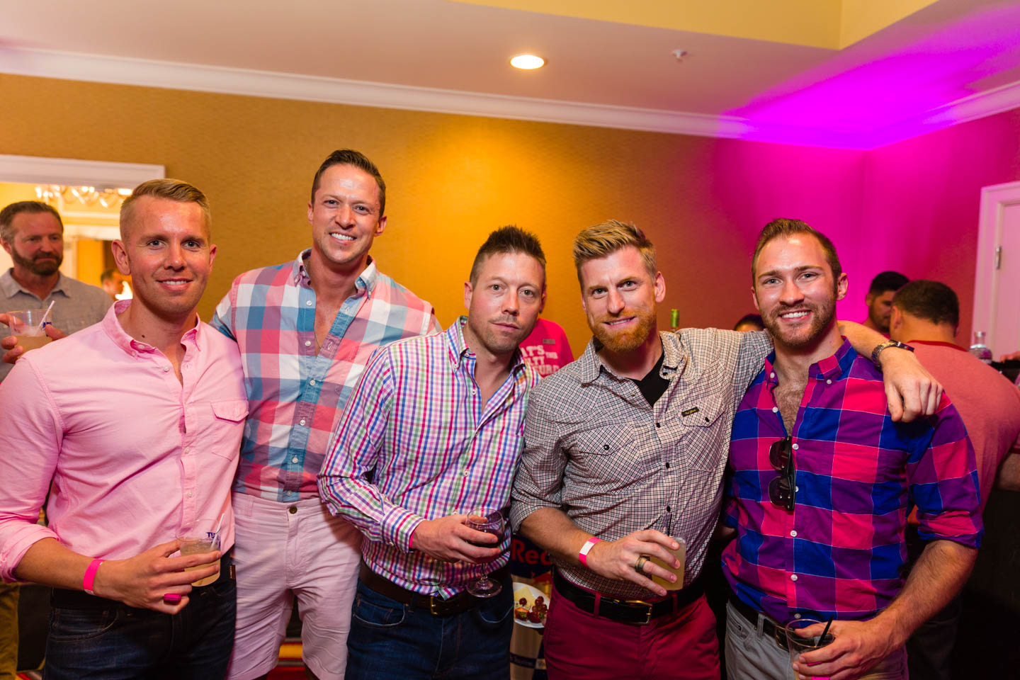 Pink Party at the Hotel Monaco