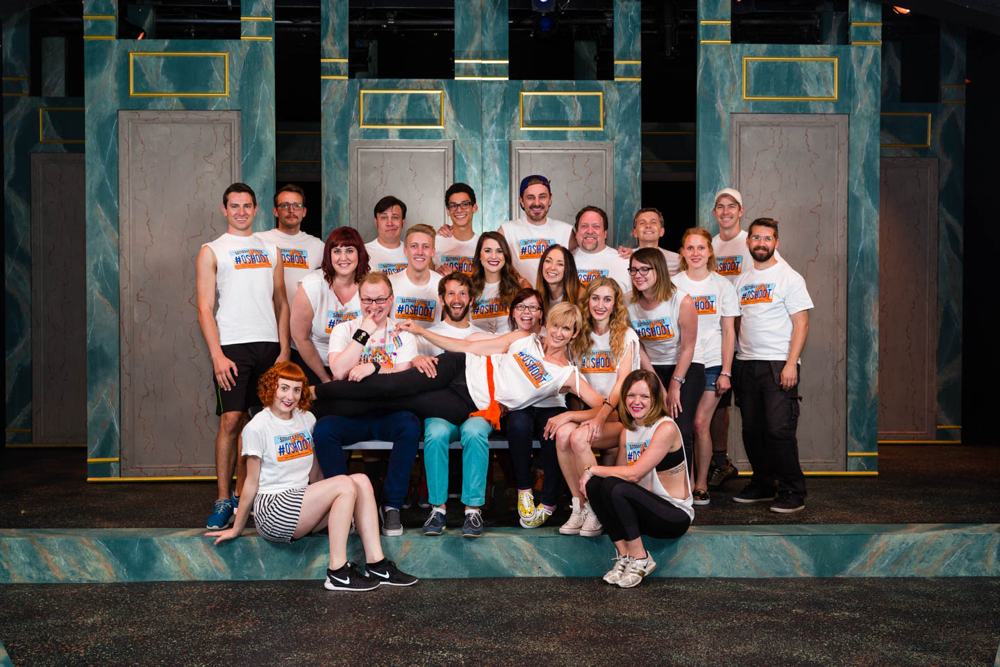 Salt Lake Acting Company Group and Team Photo