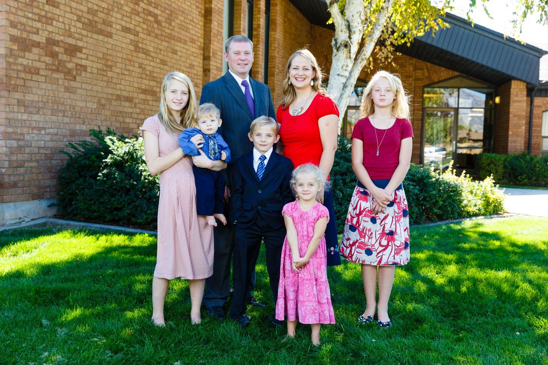 The Bush family portrait