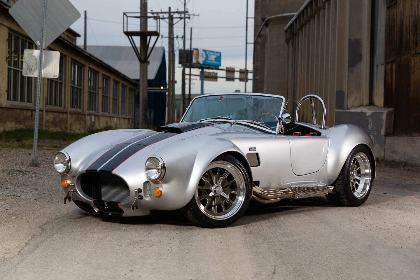 Awesome Lights Photographing 1965 Shelby Cobra Replica Cars Dav D