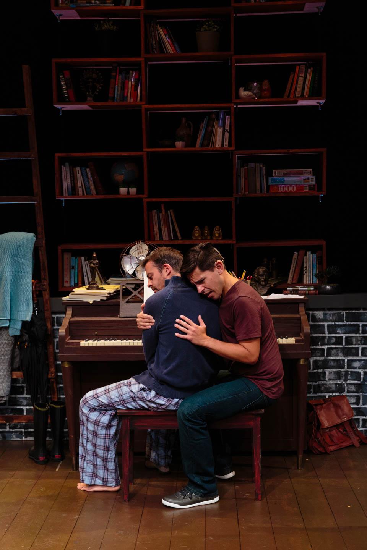 Drama at the piano