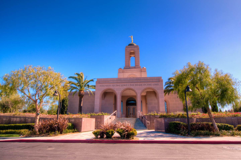 LDS Newport Beach Temple