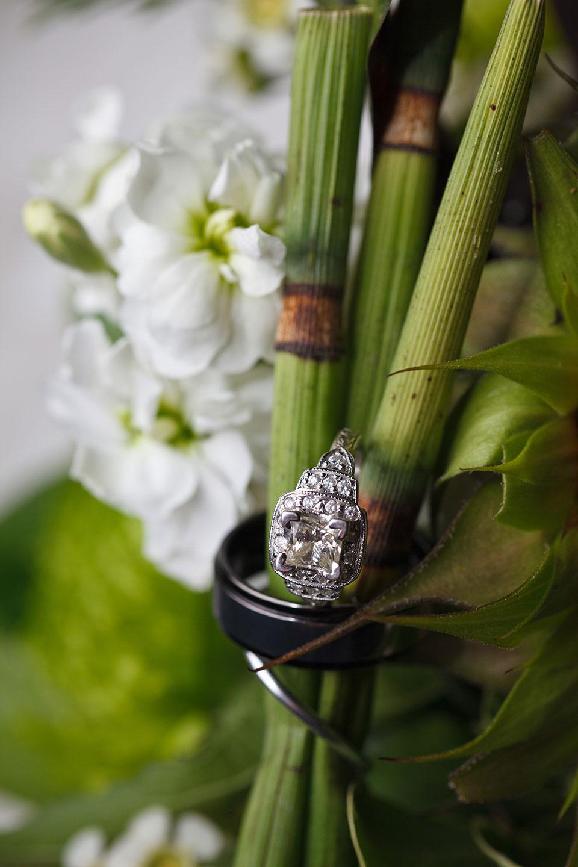 Wedding rings at Rose Sachs
